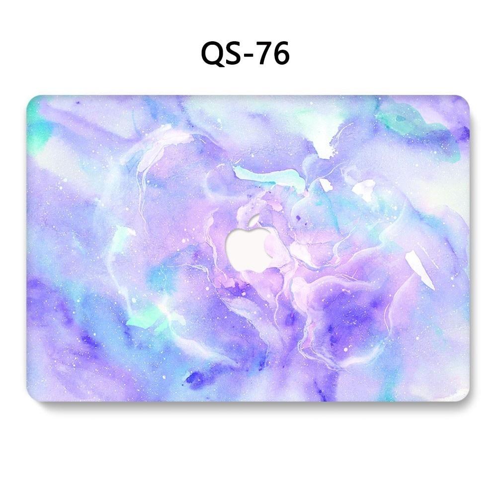 Image 3 - Для ноутбука MacBook Чехол для ноутбука сумка для MacBook Air Pro retina 11 12 13,3 15,4 дюймов с защитой экрана крышка клавиатуры-in Сумки и чехлы для ноутбука from Компьютер и офис