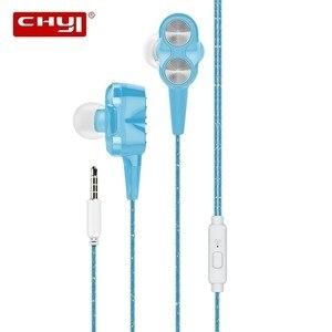 Chyi Smart earphones Stereo Gaming Heads
