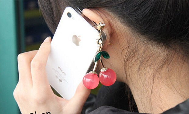 2 цвета варианты романтично вишни стресса Мобил пыли Probe мобильный цепи t9068