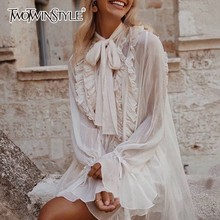 Up styl Lace Flare