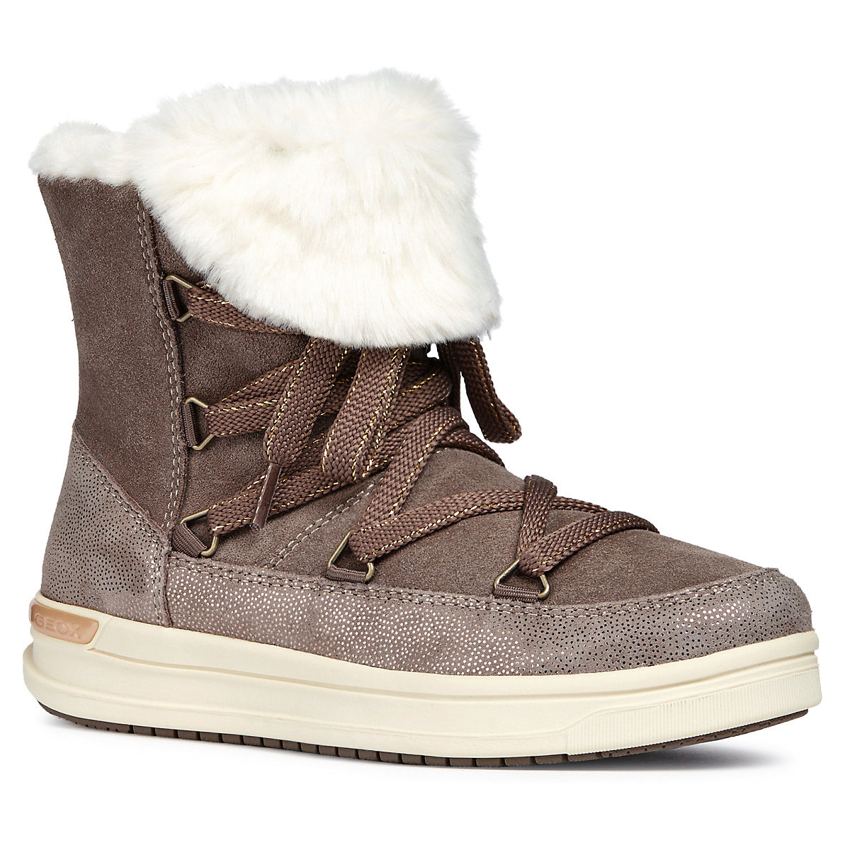 GEOX Boots 8786607 baby shoes For girl faux fur Winter MTpromo geox boots 8786502 baby shoes for boy faux fur winter