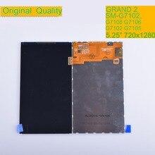 10Pcs/lot ORIGINAL For Samsung Galaxy Grand 2 G7105 G7106 G7108 G7102 LCD Display Screen SM G7102 Display Screen LCD SM-G7102 стоимость