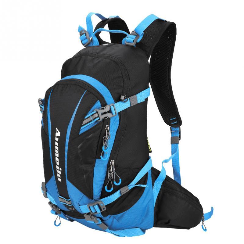 Mochila para bicicleta resistente al agua, mochila para ciclismo, mochila para deportes al aire libre, mochila para acampar, senderismo-in Bolsas de escalada from Deportes y entretenimiento on AliExpress - 11.11_Double 11_Singles' Day 1