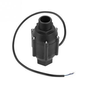 Image 2 - LG50 12V 50W Caliber High Pressure Water Pipeline Pump Single Suction Booster Pump Fuel Gas Petrol Water Liquid Transfer Tool