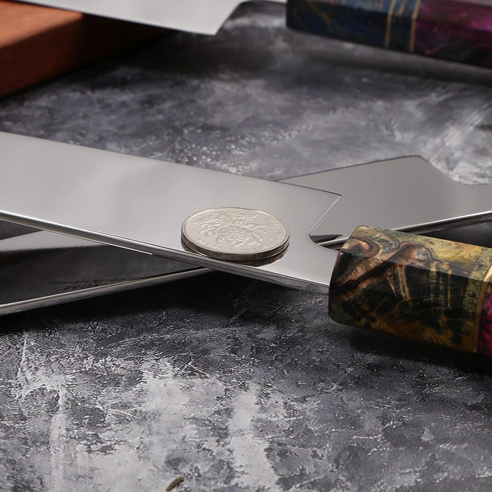 9 بوصة الشيف سكين اليابانية VG10 سكاكين المطبخ 240 مللي متر المهنية اليابان دمشق الصلب الأسماك اللحوم سكين من المطبخ أداة-في سكاكين مطبخ من المنزل والحديقة على  مجموعة 3