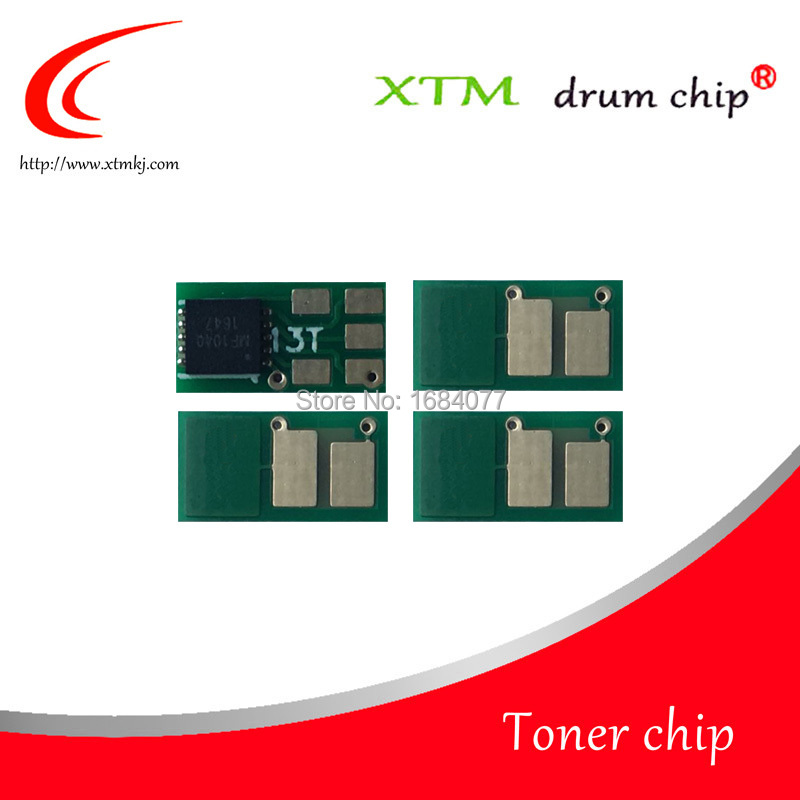 CF410X 410X 411X 412X 413X High Yield chip for HP M452 M477 cartridge chip(China)