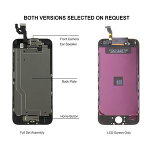 Image 4 - AAA フルセットアセンブリ Lcd ディスプレイ iphone 5S 6 6S プラス 6P 6SP タッチスクリーンデジタイザ完全な交換フロントカメラ