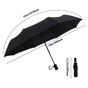 Image 5 - Car styling Automatic Umbrella For VW Accessories Tiguan Polo Golf 4 5 6 Beetle Bora CC Passat B5 B5.5 B6 B7 umbrella for Gift
