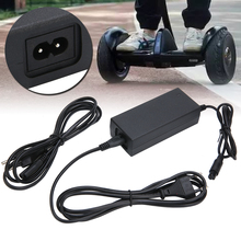 1Pcs 42V 2A Power Battery Charger Adapter Plastic and Metal For Self Smart Balance Two Wheel Scooter Parts Accessories цена в Москве и Питере