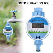 Automatic Watering Device Controller Timed Irrigation Tool For Outdoor Plants Tree Digital LCD Electronic Irrigation Timer