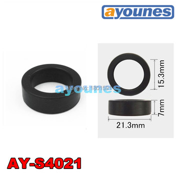 Free shipping 200pieces fuel injector lower seals for fuel injection repair kits insulator  (AY-S4021)