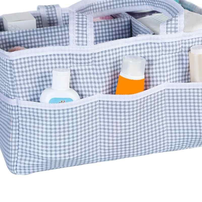 2019 Nova Útil Sacola de Cuidados Com o Bebê Para Casa Caixa de mãe Saco de Fraldas De Viagem Dobrável