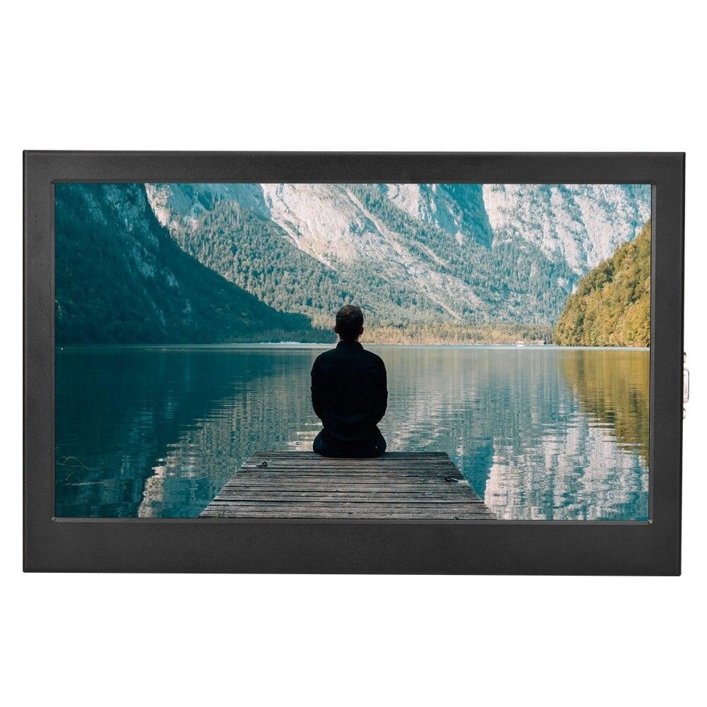 Portátil 11.6 Polegada tela 1366x768 hdmi monitor para ps3/4 terno para xbox360 raspberry pi windows