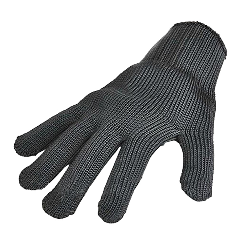 Back To Search Resultshome Hard-Working Static Resistance Glove Stainless Steel Wire Safety Work Anti-slash Cut Proof Relieving Rheumatism