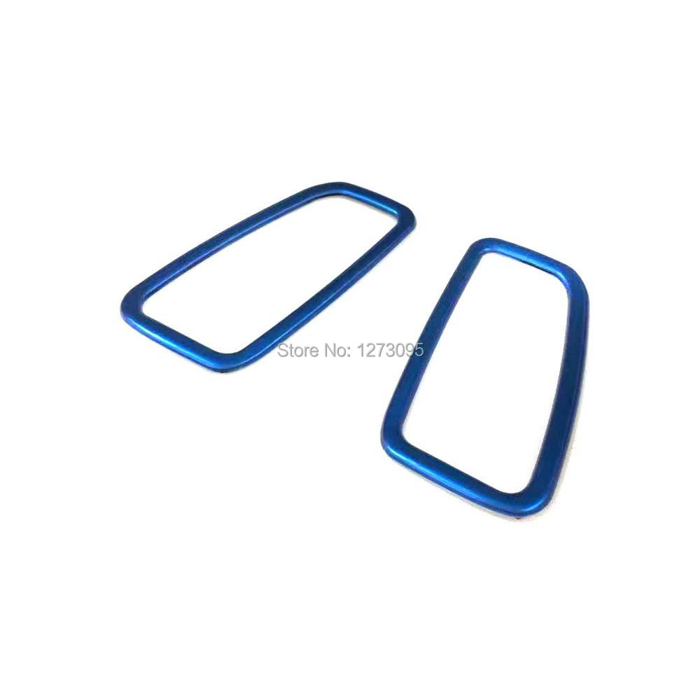 For Hyundai IX35 2018 ABS Inner Air Conditioning AC Vents Outlet Trim Cover Car Styling Accessory феликс блуменфельд экспромт