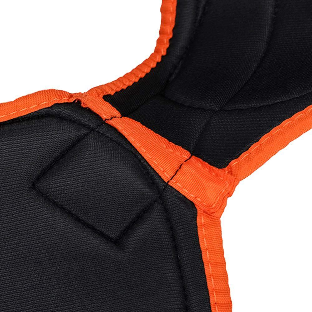 SULAITE Body Chest Spine Protector A r m o r Vest Protective Gear for Skating Children's Roller Extreme Sports Protective