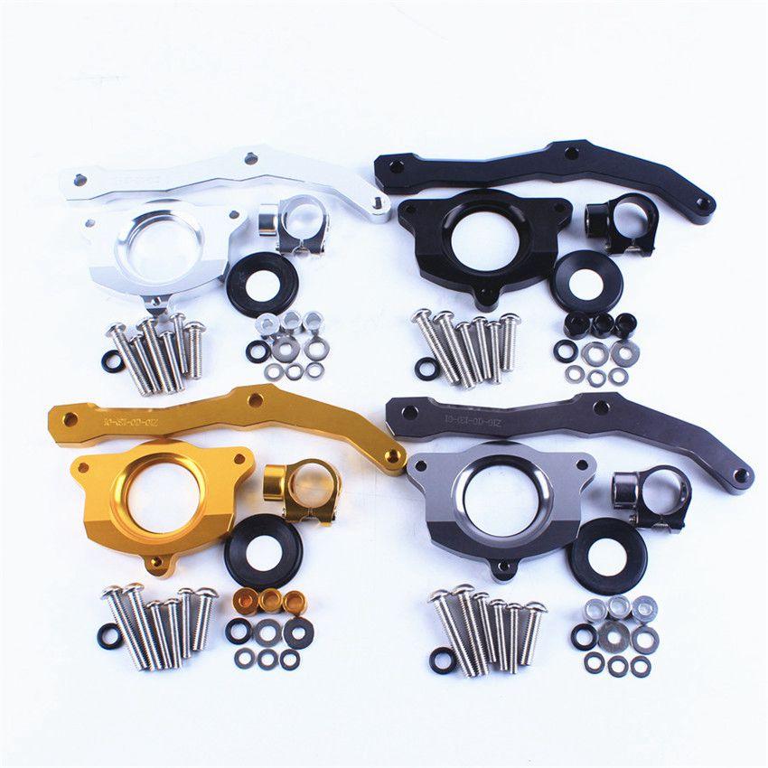 Support de stabilisateur damortisseur de direction kit de support pour Kawasaki Z1000 2010 2011 2012 2013Support de stabilisateur damortisseur de direction kit de support pour Kawasaki Z1000 2010 2011 2012 2013