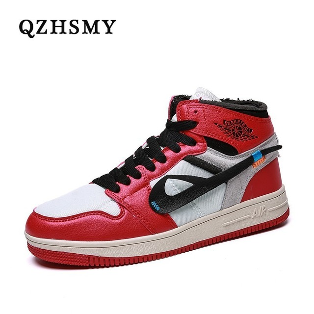 27c151457ff3 sneakers flat 2019 red white mens casual shoes hot sale Breathable Walking  shoes Tenis Feminino Zapatos