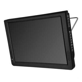 Portable 12 Inch Tft Led 1080P Hd Pvr H.265 Dvbt2 Digital Analog Tv Car Television Support Usb Tf Card Reader