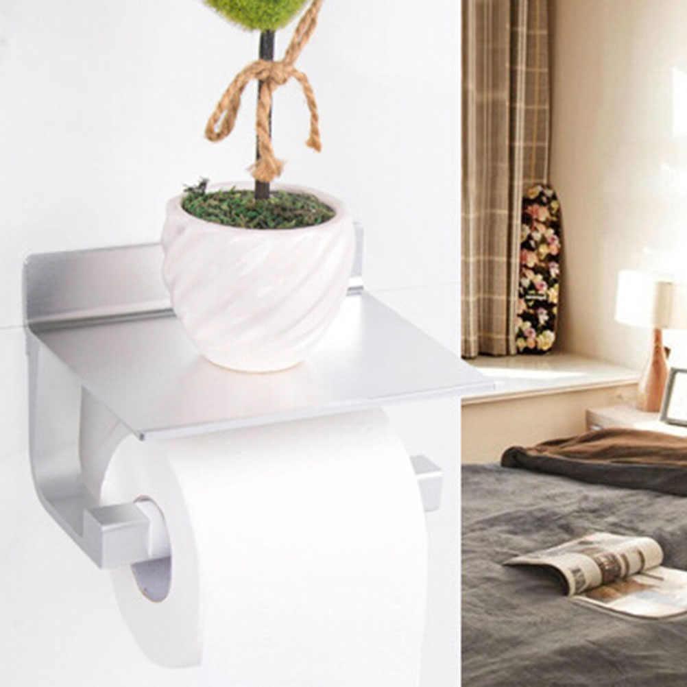 ورقة منشفة رف لكمة شحن حامل مناديل ورقية المناديل المنظم ل المرحاض غرفة نوم غرفة المعيشة
