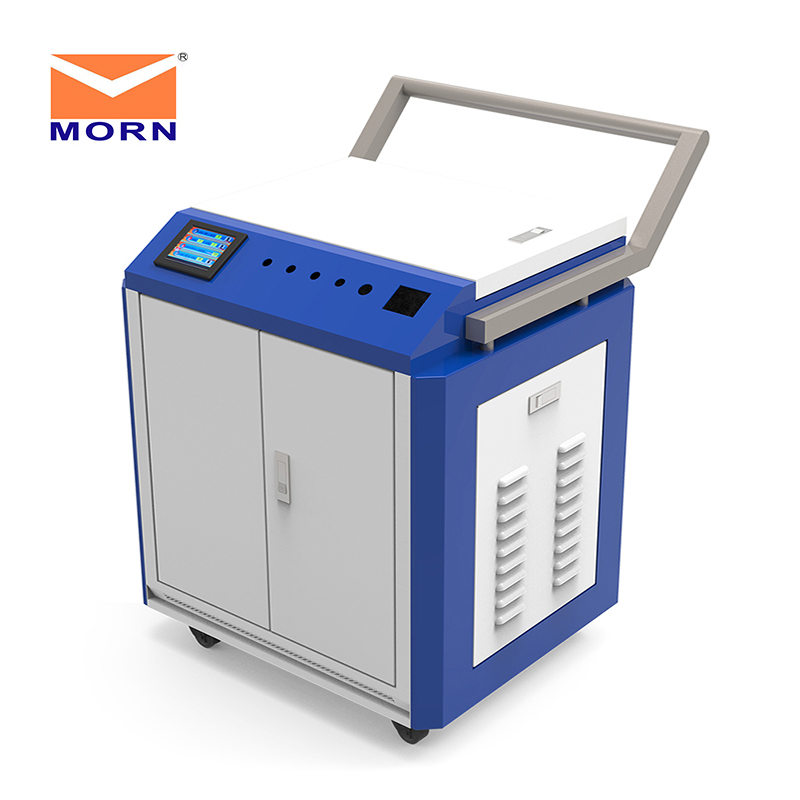 China Hot Sale Laser Rust Removal Machine Laser Cleaning Machine MAX 100W