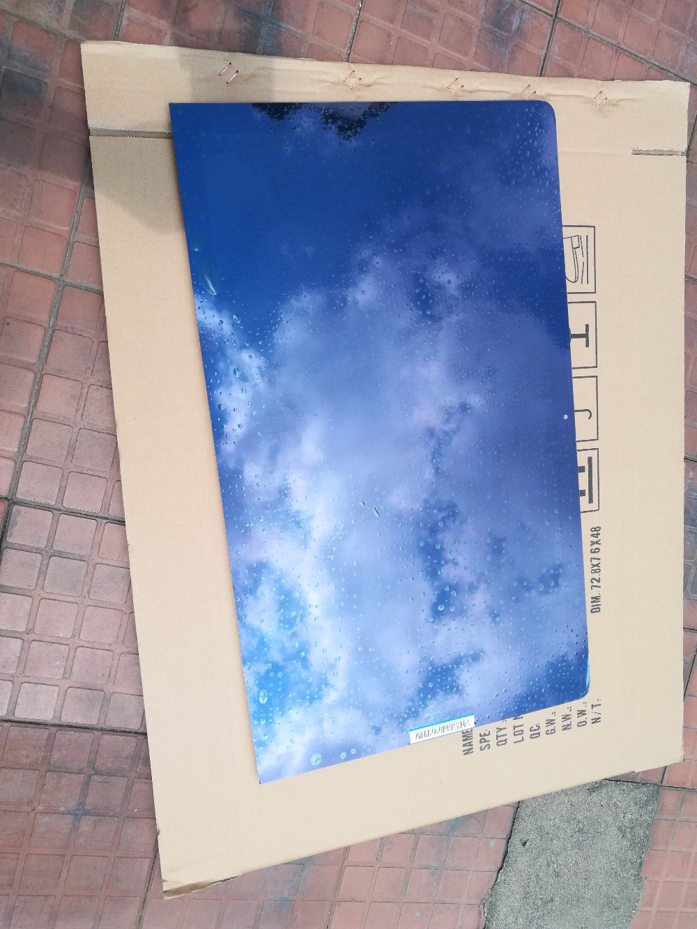 "Tout nouveau iMac Retina 27 ""5 K fin 2015 IPS LCD écran d'affichage LM270QQ1 SD B1 SDB1 A1419 5120x2880 EMC2806 661-03255"