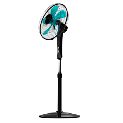 Cecotec Standing Fan ForceSilence 530 Power Connected Power Black