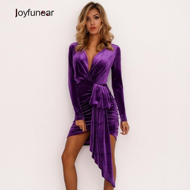 Joyfunear Sashes Evening Elegant Party Dress 4DAK315