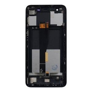 Image 3 - Alesser ل Ulefone S1 شاشة الكريستال السائل و شاشة تعمل باللمس مع الإطار الجمعية إصلاح أجزاء ل Ulefone S1 برو LCD + أدوات و لاصق