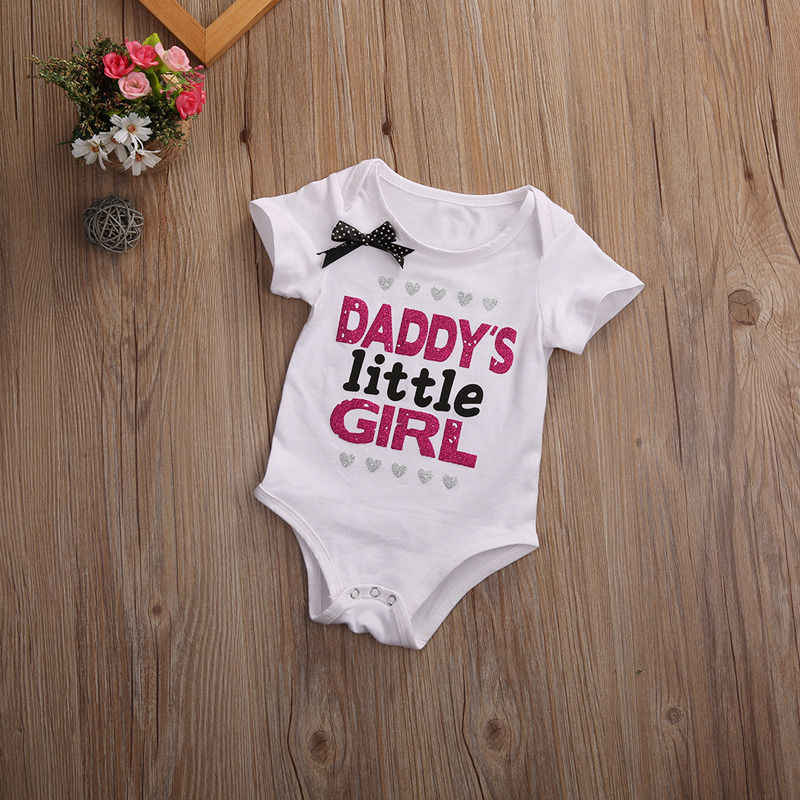 7dcd7cc79ea Detail Feedback Questions about 2019 Newborn Infant Toddler Baby Boy Baby  Girl Unisex Fashion Cotton Blend Romper Jumpsuit Kids Clothes Outfit on ...