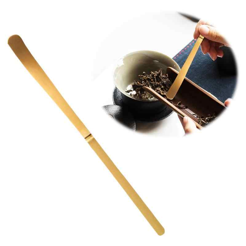Ручная работа, белая бамбуковая ложка для чая, чистый чайный набор, чайная ложка, инструмент Matcha, не легко деформируется с разрывом, прочная игла для чая
