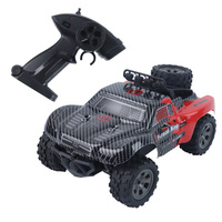 Remote buggy 1:18 rc car remote control toy high speed car Four wheel drive climbing car children's toys a machine on the radio