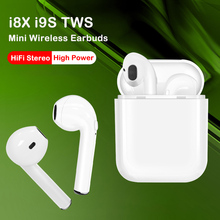 Ifans i8x TWS Wireless Earbud Afans i9s tws Bluetooth Earphones Twins  Double Earbuds Mini Calling Music 70cf6d90323ce