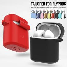 Wireless Headset Protective Case Silicone Earphone Cover Bag For Huawei Flypods/Flypods Pro Freebuds2 Airpods Accessories