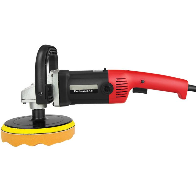 Car Polisher 1400W Variable Speed 180mm Car Paint Care Tool Polishing Machine Sander 220V Electric Floor Polisher DropshippingCar Polisher 1400W Variable Speed 180mm Car Paint Care Tool Polishing Machine Sander 220V Electric Floor Polisher Dropshipping