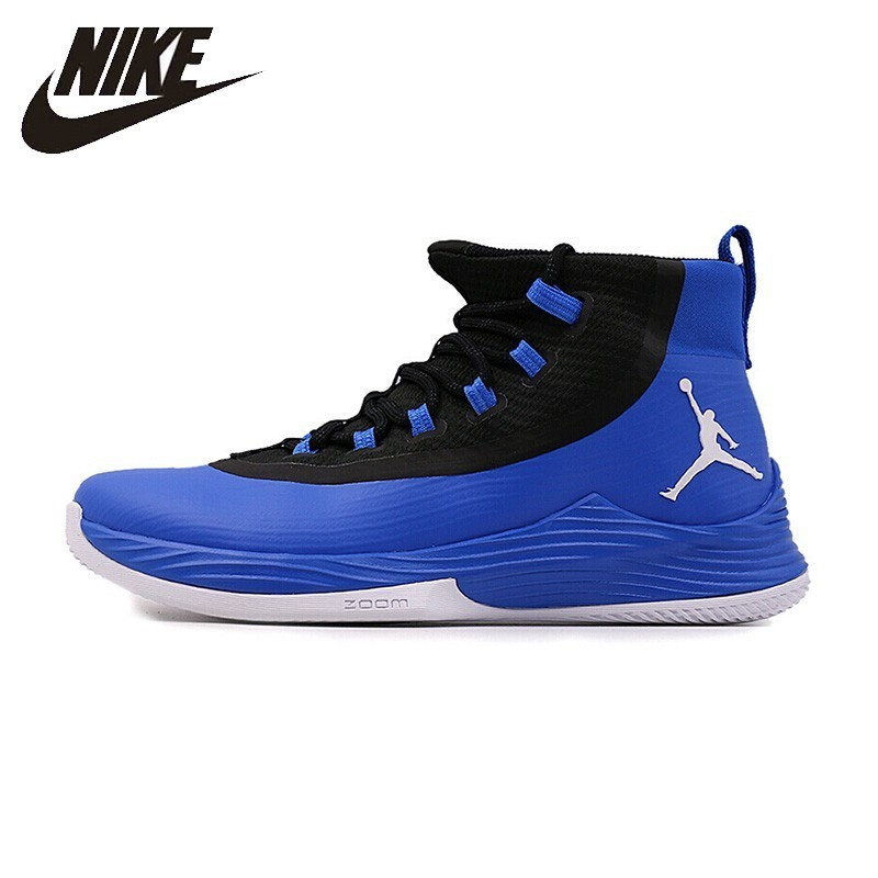 c913887e25a92 NIKE Men s AIR JORDAN ULTRA FLY 2 X Basketball Shoes Anti Slip Original  Sneakers New Arrival