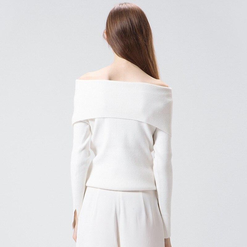 2019 Black Modèle Mot Printemps À Sexy Vêtement Européenne Ash Costume Nouveau robe middle Pull white Supérieur Doublure Playach Bretelles Tricoter Femme Plomb Un Sans RntpqR