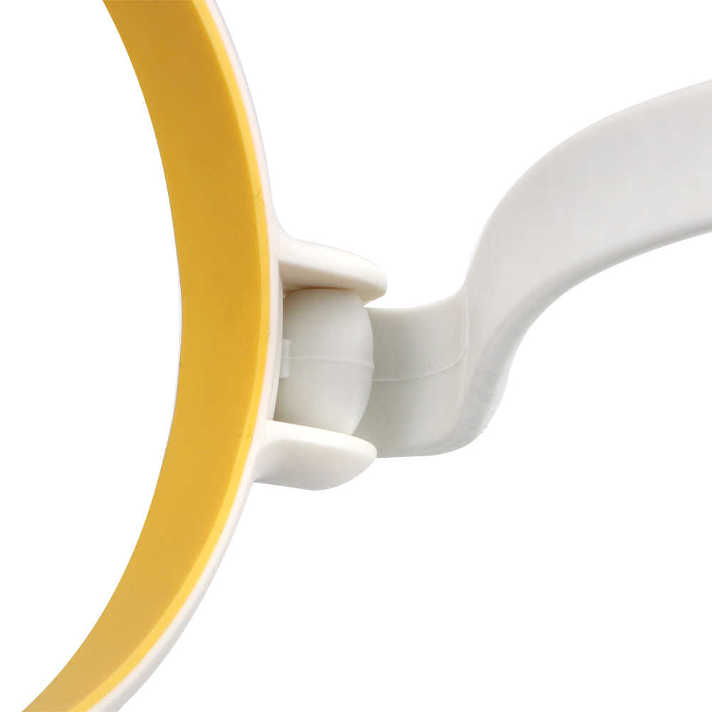 2 sztuka/zestaw pierścionek z jajkiem Maker akcesoria kuchenne kuchenka serowa Pan odwróć jajko pierścień na naleśniki narzędzie do gotowania Nonstick NO narzędzie do gotowania Se