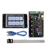 MKS GEN V1.4+MKS TFT32 Touchscreen 3D Printer DIY Starter Kit with Cable Compatible Ramps1.4
