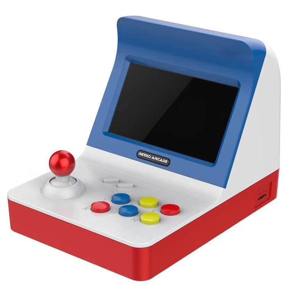 Retro Mini Video Game Console 4.3 Inch Built In 3000 Games Handheld Game Console Family Kid Gift Toy For Christmas Gift