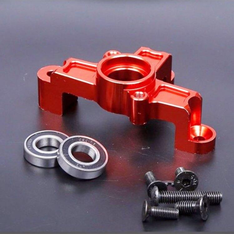 BAJA CNC alliage moteur embrayage trépied support de cloche pour 1/5 HPI Rovan KM Baja 5B 5 T 5SC RC pièces de voiture