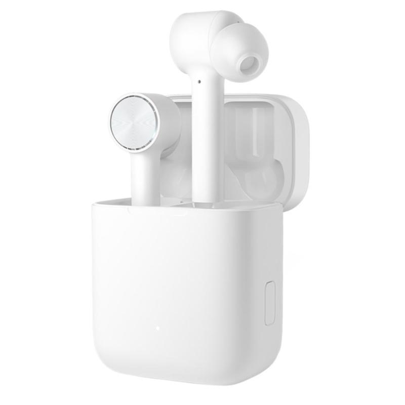 Xiaomi TWSEJO1JY Bluetooth 4.2 2 Pcs Earphone Headset Wireless Earbuds with Charging Bin Handsfree Earbuds with 3pair EarplugsXiaomi TWSEJO1JY Bluetooth 4.2 2 Pcs Earphone Headset Wireless Earbuds with Charging Bin Handsfree Earbuds with 3pair Earplugs