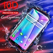 10D Curved Full Cover Screen Protector For Huawei P30 Mate 20 Lite Pro P Smart Protective Film Honor 8X Nova 4 Soft