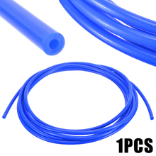 Silicone Hose 5M ID 4mm Blue Car Vacuum Tube Pipe Silicon Tubing Hot Sale Accessories