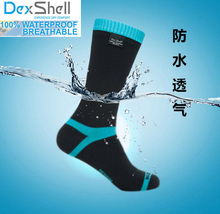 Men High Quality Knee-high Waterproof/windproof Socks Breathable Coolmax FX Running Cycling Riding Hiking Outdoor Sport Socks men women high quality breathable coolmax hiking running waterproof windproof outdoor sport beanie knitted winter snow cap hats
