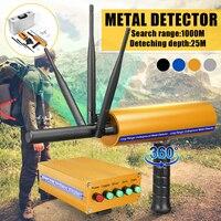 АКС детектив Professtional подземный Handhold 3D Pro металл/золото/детектор драгоценных камней Регулируемый большой металлодетектор Finder трекер