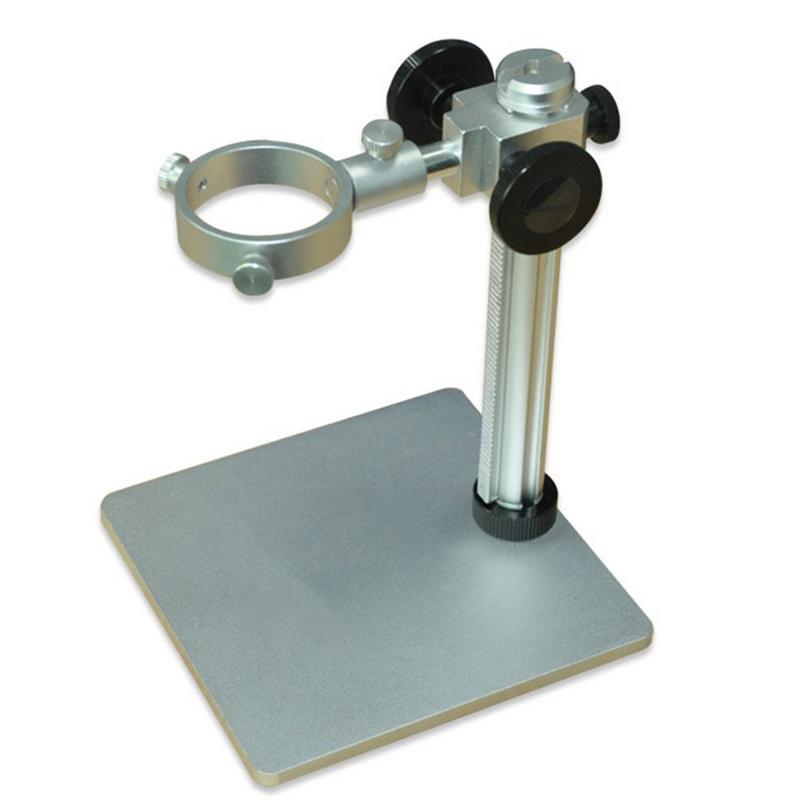 Цифровые микроскопы USB электронный микроскоп видео HD 1080P 5 дюймовый микроскоп с дистанционным промышленной Камера Лупа 8 светодиодный - 4