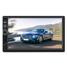 """VODOOL 7018 7 """"Schermo di Tocco del Android 8.1 Autoradio 2 Din Stereo MP5 Lettore Audio Auto di Navigazione GPS FM wiFi BT Multimedia Player"""