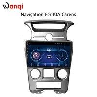 9 дюймов Android 8,1 автомобильный мультимедийный плеер головное устройство навигационная и развлекательная система для Kia Carens 2007 2011