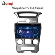 9 дюймов Android 8,1 автомобильный мультимедийный плеер головное устройство навигационная и развлекательная система для Kia Carens 2007-2011